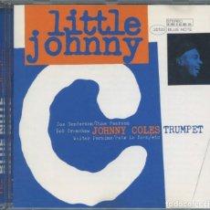 CDs de Música: JOHNNY COLES – LITTLE JOHNNY C – CD. Lote 217286550