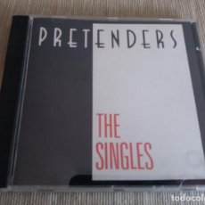 CDs de Música: CD PRETENDERS THE SINGLES - CD - MUY BUEN ESTADO,. Lote 217297227