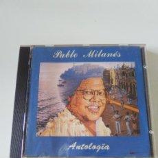 CDs de Música: PABLO MILANES ANTOLOGIA ( 1992 PASION CIA ) 17 CANCIONES BUEN ESTADO. Lote 217297671