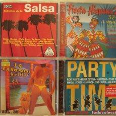 CDs de Música: LOTE DE 4 CD´S DE MUCICA PARA BAILAR. Lote 217311235