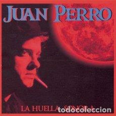 CDs de Música: JUAN PERRO - LA HUELLA SONORA - CD. Lote 217323845