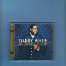 CDs de Música: CD - BARRY WHITE - THE ULTIMATE COLLECION - 18 CANCIONES. Lote 217327713