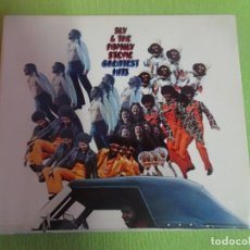 CDs de Música: CD, SLY & THE FAMILY STONE - GREATEST HITS , VER FOTOS. Lote 217345282