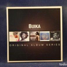 CDs de Musique: BUIKA - ORIGINAL ALBUM SERIES - 5 CD. Lote 217363116