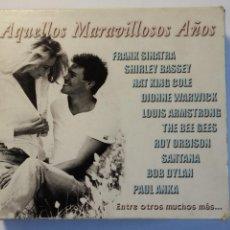 CDs de Música: AQUELLOS MARAVILLOSOS AÑOS. TRIPLE CD. VARIOS ARTISTAS. TDKCD29. Lote 217410065
