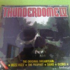 CDs de Música: CD DOBLE, THE ORIGINAL DREAMTEAM , THUNDERDOME IV , HARDCORE TECHNO, VER FOTOS. Lote 217416481