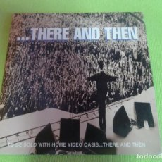 CDs de Música: CD , OASIS. THERE AND THEN. CD PROMOCIONAL, VER FOTOS. Lote 217424045