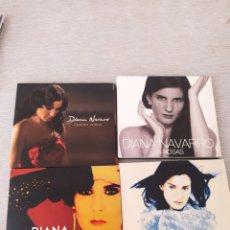 CDs de Música: 4 CDS DIANA NAVARRO. Lote 217445165