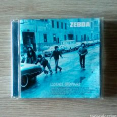 CDs de Música: ZEBDA – ESSENCE ORDINAIRE, BARCLAY – 557 869-2, 1998. FRANCE.. Lote 217445545