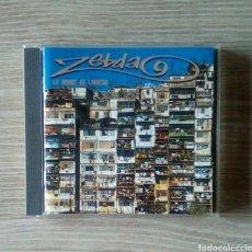 CDs de Música: ZEBDA – LE BRUIT ET L'ODEUR, BARCLAY – 529 222 2, 1995. FRANCE.. Lote 217445798