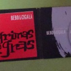 CDs de Música: CD, BEBO & CIGALA, LAGRIMAS NEGRAS , VER FOTOS. Lote 217464801