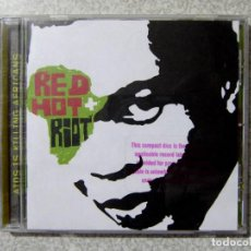 CDs de Música: RED HOT + RIOT.VV.AA.AIDS IS KILLING AFRICANS. Lote 217508116