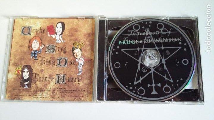CDs de Música: THE BEST OF BRUCE DICKINSON. 2 CD SET. DOBLE CD. TDKCD29 - Foto 2 - 217514458