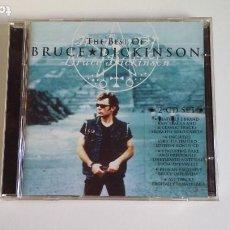 CDs de Música: THE BEST OF BRUCE DICKINSON. 2 CD SET. DOBLE CD. TDKCD29. Lote 217514458