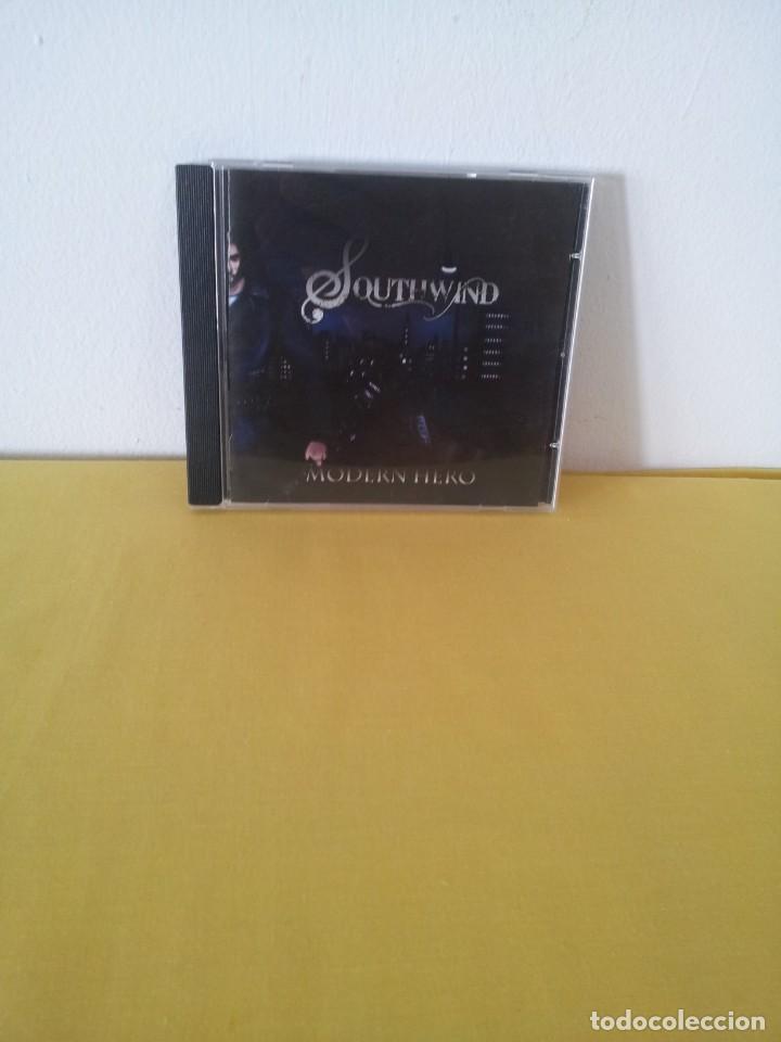 SOUTHWIND - MODERN HERO - CD, THE SHIRE STUDIOS 2013 (Música - CD's Heavy Metal)