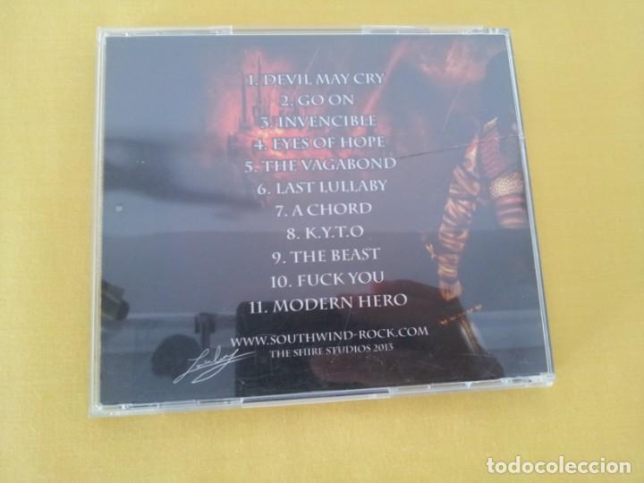 CDs de Música: SOUTHWIND - MODERN HERO - CD, THE SHIRE STUDIOS 2013 - Foto 2 - 217523491
