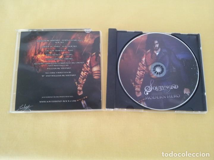 CDs de Música: SOUTHWIND - MODERN HERO - CD, THE SHIRE STUDIOS 2013 - Foto 3 - 217523491