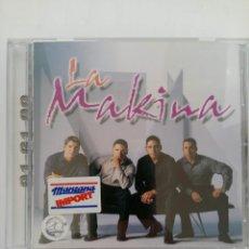 CDs de Musique: CD - LA MAKINA - PARA EL BAILADOR. Lote 217524671