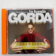 CDs de Musique: CD - LA BANDA GORDA - EVOLUCIÓN. Lote 217524777