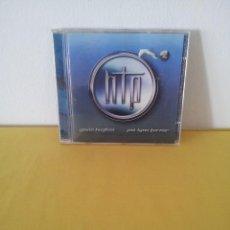 CDs de Música: GLENN HUGHES Y JOE LUNN TURNER - HUGHES TURNER PROJECT 2 - CD, MTM MUSIC 2003. Lote 217524971