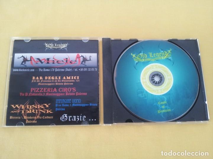 CDs de Música: OLD LEGEND - CASTLE OF PERDITION - CD, 2009 - Foto 3 - 217525367