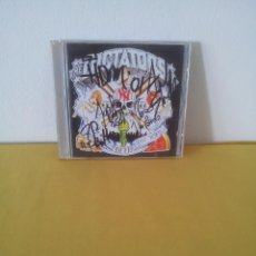 CDs de Música: THE DICTATORS - D.F.F.D - CD, DICTATORS MULTIMEDIA ?– DFFD-002 - 2001. Lote 217525883