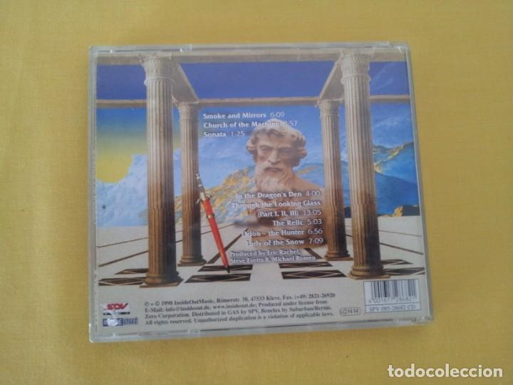 CDs de Música: SYMPHONY X - TWILIGHT IN OLYMPUS - CD, INSIDE OUT MUSIC 1998 - Foto 2 - 217527255