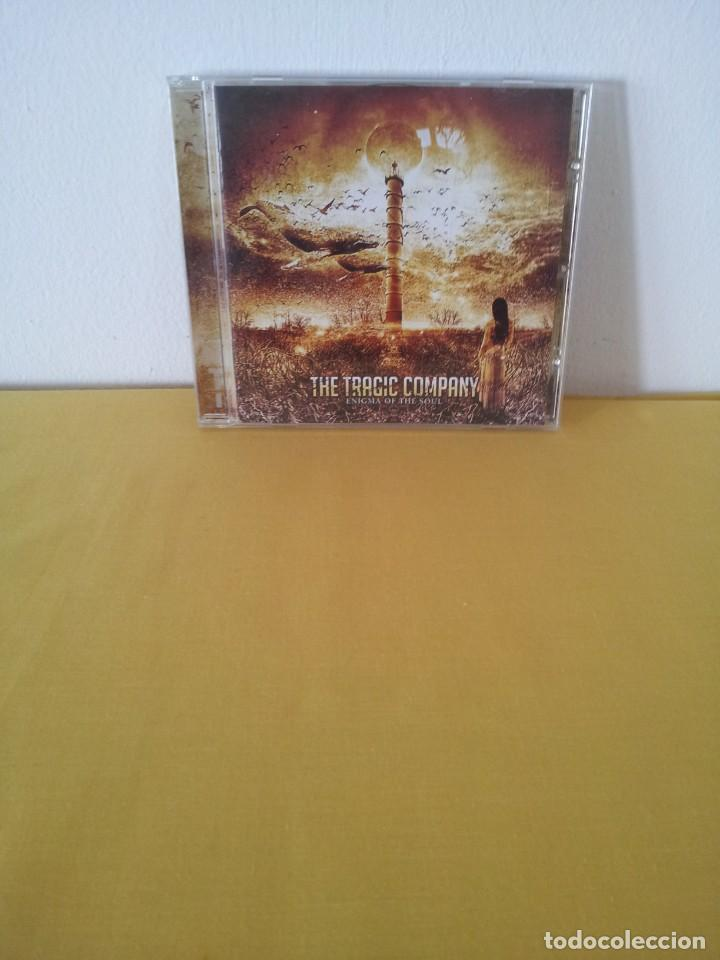 THE TRAGIC COMPANY - ENIGMA OF THE SOUL - CD, WILD PUNK RECORDS 2015 (Música - CD's Rock)
