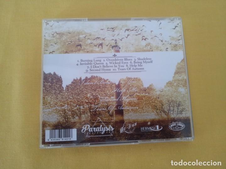 CDs de Música: THE TRAGIC COMPANY - ENIGMA OF THE SOUL - CD, WILD PUNK RECORDS 2015 - Foto 2 - 217527955