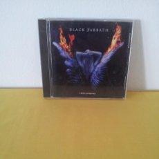 CDs de Música: BLACK SABBATH - CROSS PURPOSES - CD, I.R.S. RECORDS 1994. Lote 217531121