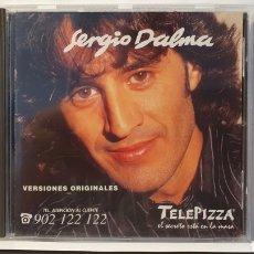 CDs de Música: CD/ SERGIO DALMA/ VERSIONES ORIGINALES/ (REF.P). Lote 217533361