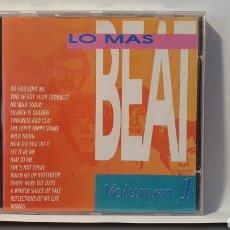 CDs de Música: CD/ LO MAS BEAT/ VOLUMEN 1 / (REF.P). Lote 217533570
