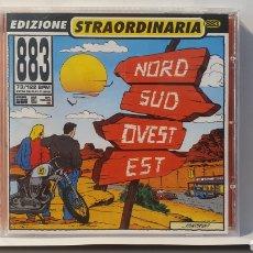 CDs de Música: CD/ 883 NORD SUD OVEST EST/ EDIZIONE STRAORDINARIA/ (REF.P). Lote 217535310