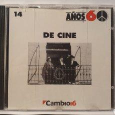 CDs de Música: CD/ AÑOS 60 / (REF.P.1). Lote 217539782