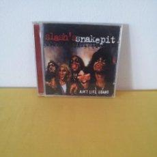 CDs de Música: SLASH'S SNAKEPIT - AIN'T LIFE GRAND - CD, KOCH RECORDS 2000. Lote 217546000