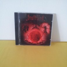 CDs de Música: SOUTHWIND - NEVERENDING NIGHT - CD, 2016. DEDICADO POR LOS COMPONENTES EN INTERIOR. Lote 217547867