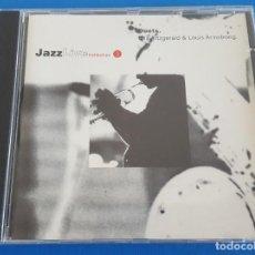 CDs de Música: CD / DUETS - ELLA FITZGERALD / LOUIS ARMSTRONG, JAZZ LIVE COLLECTION, COMO NUEVO. Lote 217552372