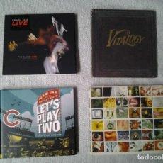 CDs de Música: PEARL JAM -PACK DE 4 CDS- MUY BUENAS CONDICIONES.. Lote 217563952