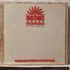 CDs de Música: 2 CD/ MATINÉE GROUP/ COMPILATION/ WINTER EDITION/ (REF.P.2). Lote 217584921