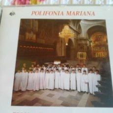 CDs de Música: ESCOLANIA DEL REAL MONASTERIO DE EL ESCORIAL - POLIFONIA MARIANA.. Lote 217604346
