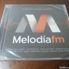 CDs de Música: 2 CD MELODÍA FM PRECINTADO QUEEN ALASKA GABINETE MIKE OLDFIELD 2018. Lote 217639607