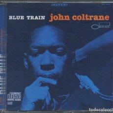 CDs de Música: JOHN COLTRANE – BLUE TRAIN - CD. Lote 217651718