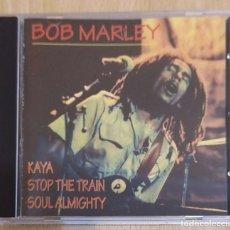 CDs de Música: BOB MARLEY (STOP THE TRAIN) CD 1995. Lote 217685228