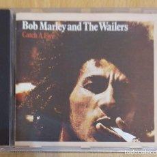 CDs de Música: BOB MARLEY AND THE WAILERS (CATCH A FIRE) CD 1995. Lote 217685346