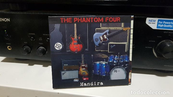 CDs de Música: THE PHANTOM FOUR (surf instrumental Holanda) lote 3 CDs LIVE + MANDIRA + SURFORAMA amigos españoles - Foto 6 - 217689883