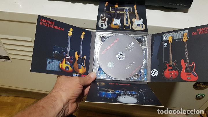 CDs de Música: THE PHANTOM FOUR (surf instrumental Holanda) lote 3 CDs LIVE + MANDIRA + SURFORAMA amigos españoles - Foto 8 - 217689883