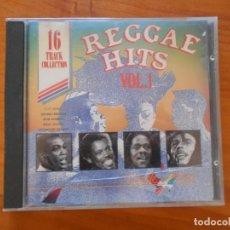 CDs de Música: CD REGGAE HITS VOLUME ONE - LEER DESCRIPCION (9C). Lote 217695000