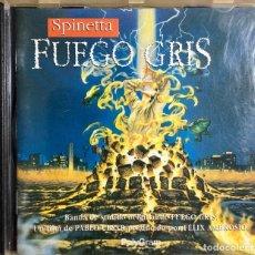 CDs de Musique: SPINETTA – FUEGO GRIS. Lote 217717715