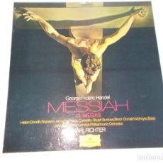 CDs de Música: EL MESIAS MESSIAH GEORGE FRIDERIC HANDEL. Lote 217719905
