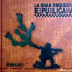 CDs de Música: LA GRAN ORQUESTA REPUBLICANA ?– ABRAZOS. Lote 217738891